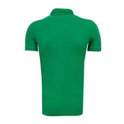 BURSASTORE - T-Shirt Polo Yaka Bs Yeşil (1)