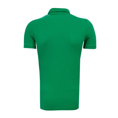 T-Shirt Polo Yaka Bs Yeşil