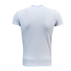 BURSASTORE - T-Shirt Polo Yaka Bursaspor Beyaz (1)