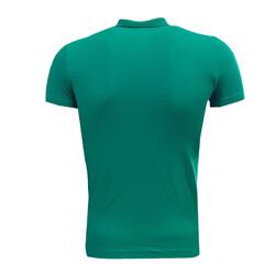 BURSASTORE - T-Shirt Polo Yaka Bursaspor Yeşil (1)
