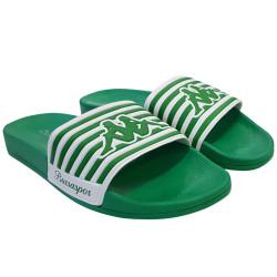 BURSASTORE - Terlik Kappa Bursaspor Yeşil (1)